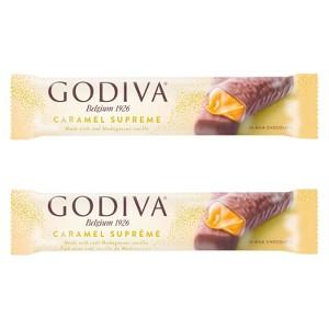 Godiva Caramel Supreme Bar