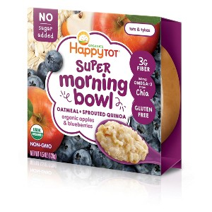Happy Tot Meal Bowls