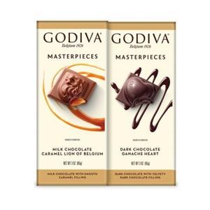 Godiva Masterpiece Bar