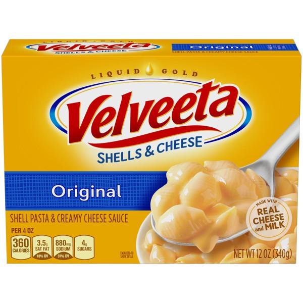 Velveeta Shells & Cheese product image
