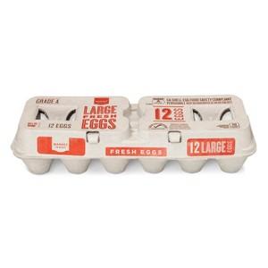 Market Pantry Eggs