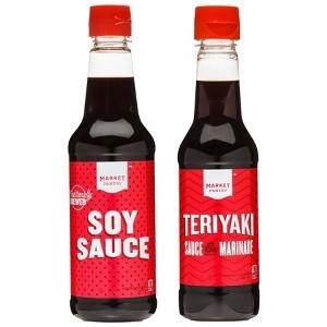 Market Pantry Soy & Teriyaki Sauce