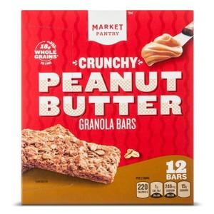 Market Pantry Granola Bars