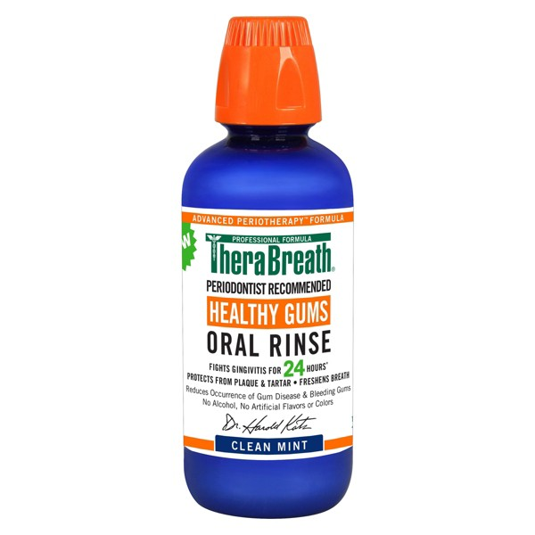 TheraBreath Healthy Gums Rinse product image