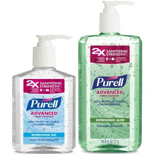 Purell Hand Sanitizer or Soap