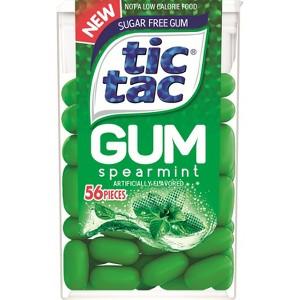 NEW Tic Tac Gum Singles