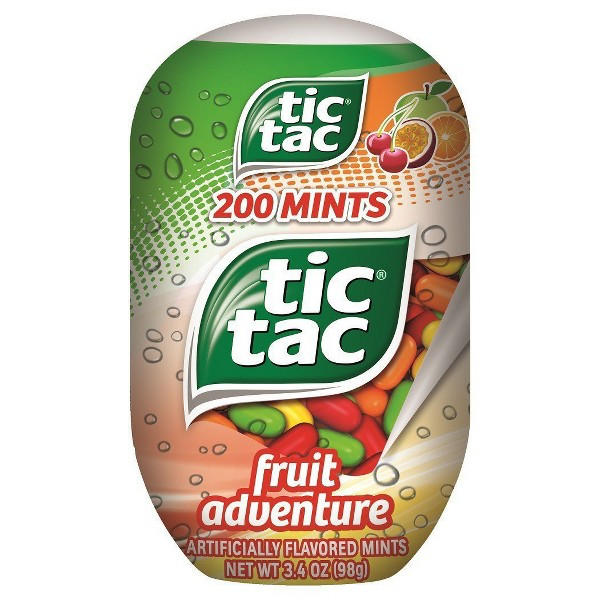 Tic Tac 200 ct Bottle Pks product image