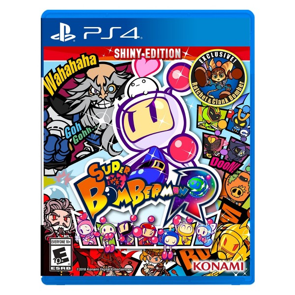 Super Bomberman R product image