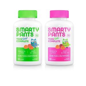 NEW SmartyPants Teen Complete
