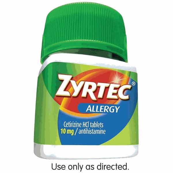 Adult Zyrtec product image