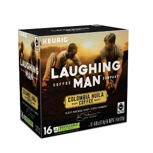 Laughing Man Coffee K-Cup Pods