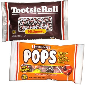 Tootsie Roll & Pops Bags