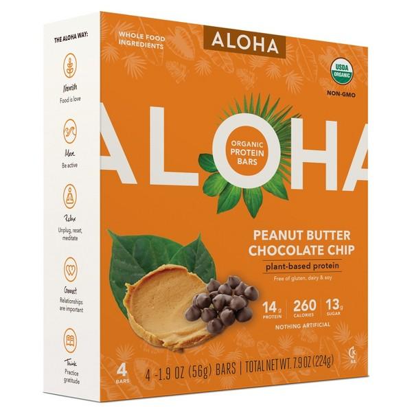 ALOHA Organic Protein product image