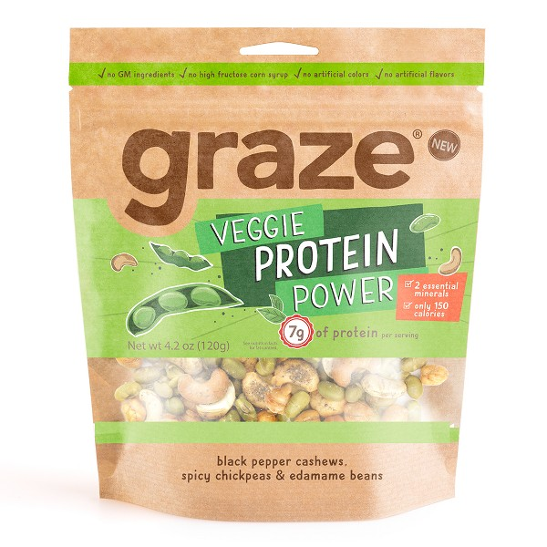 Graze Snacks product image