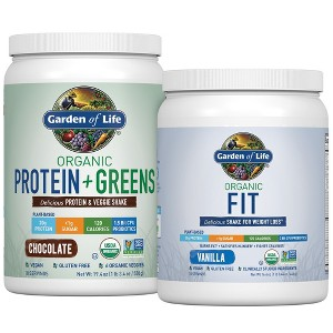 Garden of Life Protein Powders