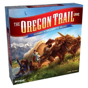 Oregon Trail: Jrny to Willamet Val