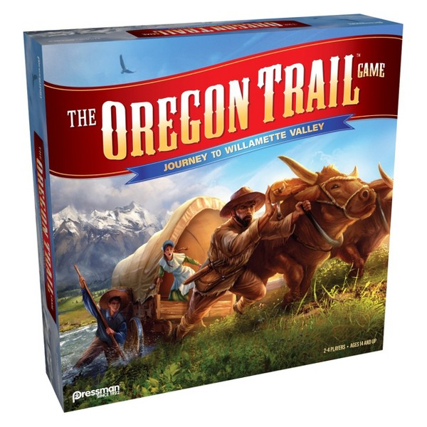 Oregon Trail: Jrny to Willamet Val product image
