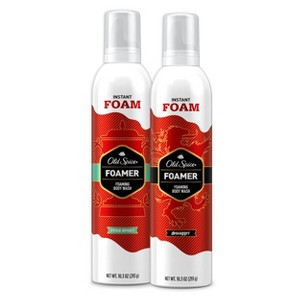 NEW Old Spice Foamer Body Wash