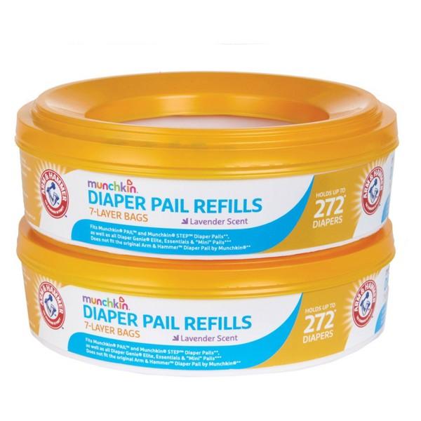 Munchkin A&H Diaper Pail Refills product image