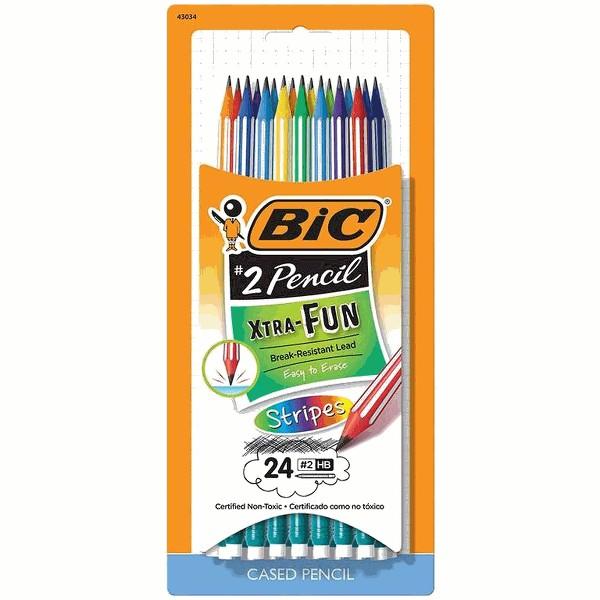 BIC Pencil Xtra Fun product image