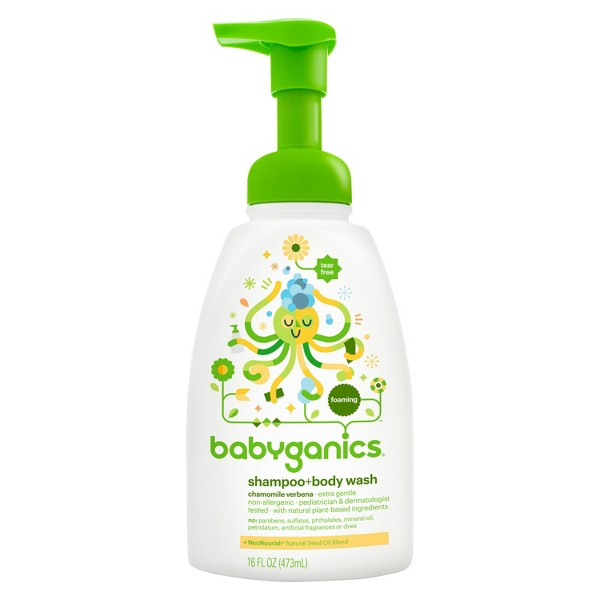 Babyganics Toiletries product image