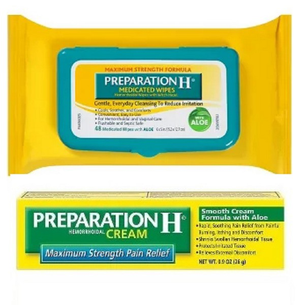 Preparation H product image