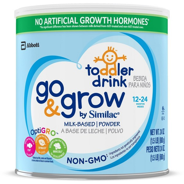 Go & Grow by Similac Toddler Drink product image