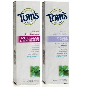 Tom's of Maine Adult Toothpaste