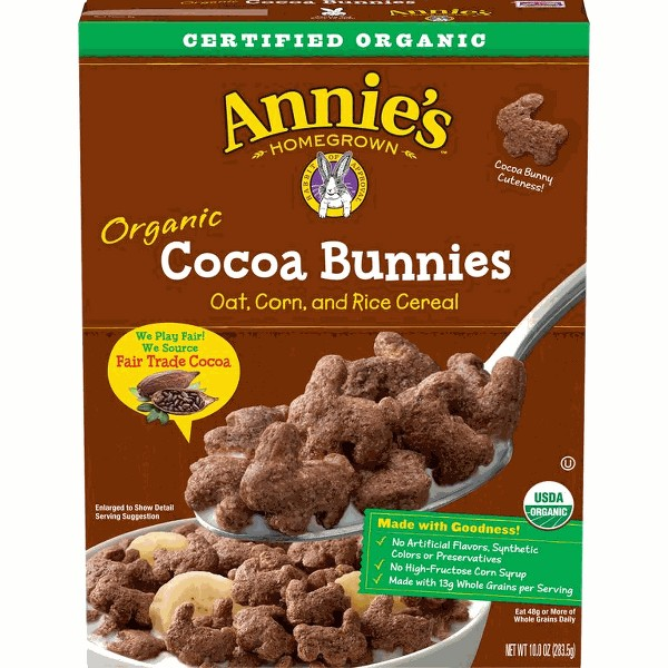 Annie's Organic Cereal product image