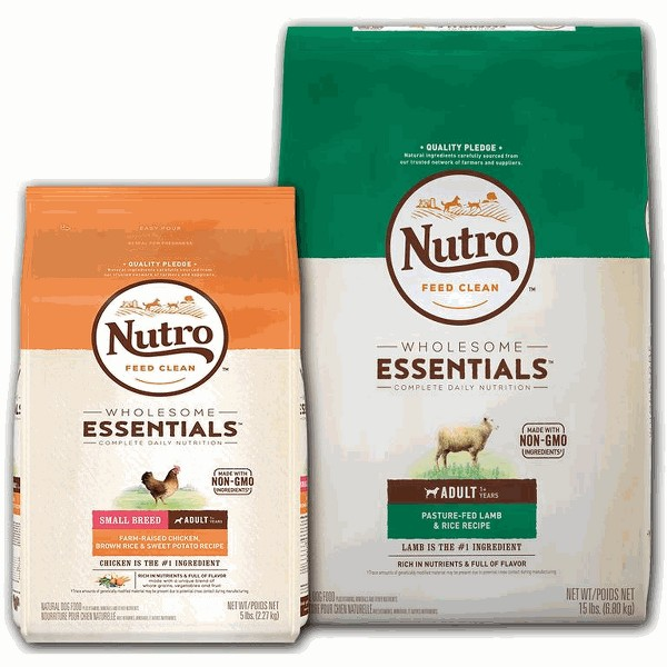 Nutro Dry Dog Food product image