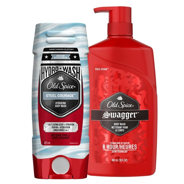 Old Spice Body Wash product image