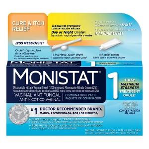 Monistat Antifungal Treatments
