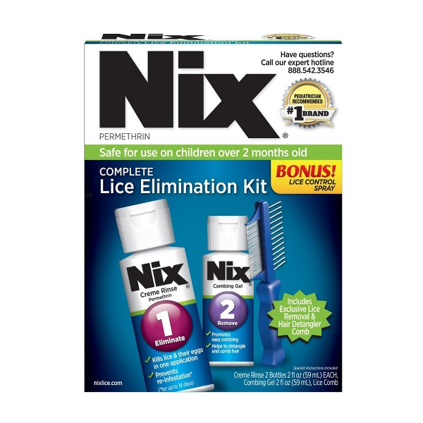 Nix Lice Treatments product image