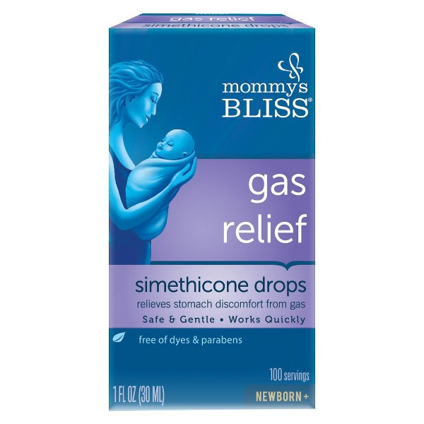 Mommy's Bliss Gas Drops product image
