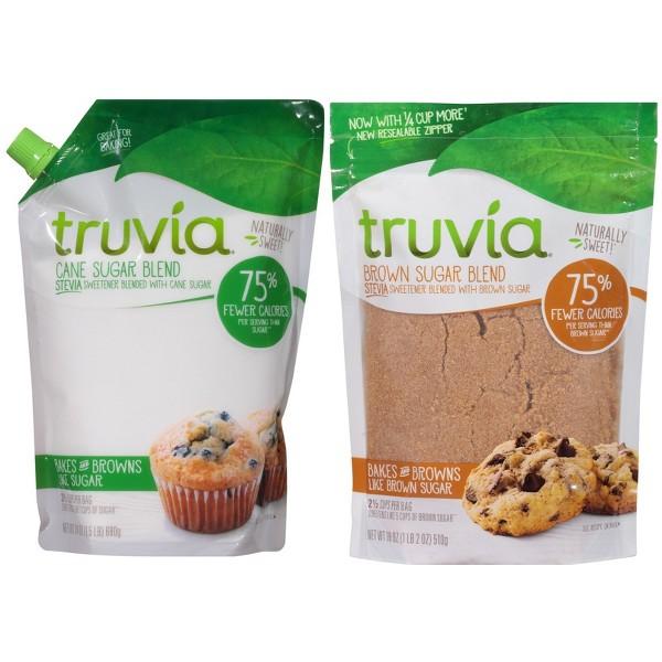 Truvía Cane & Brown Sugar Blends product image