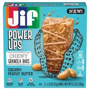 Jif Power Ups