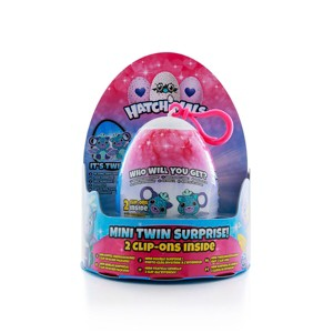 Hatchimals Twins Clip-on Egg