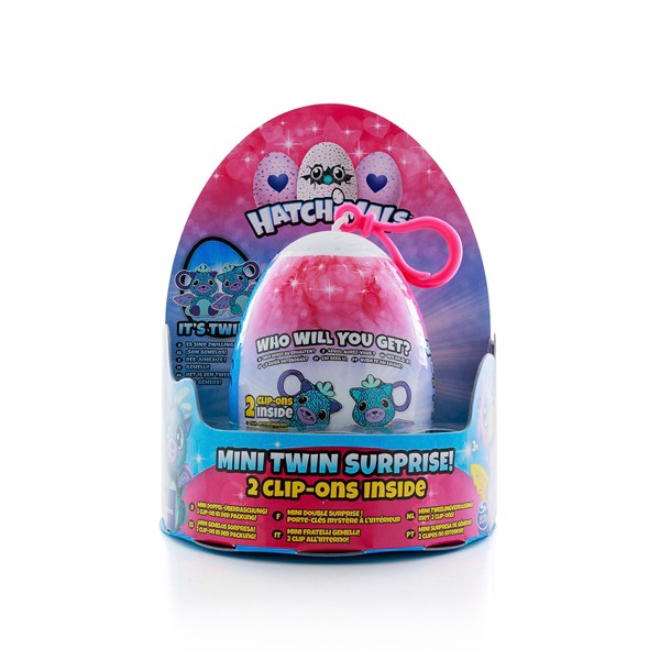 Hatchimals Twins Clip-on Egg product image