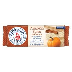 Voortman Fall Seasonal Cookies