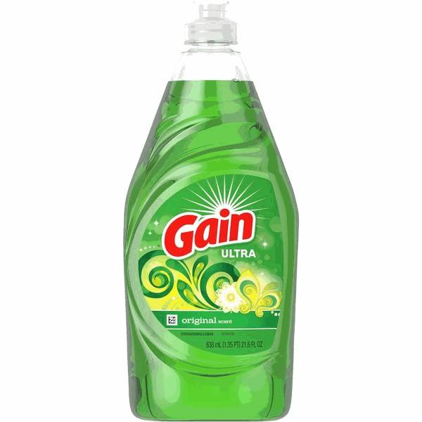 Gain Dishwashing Liquid product image