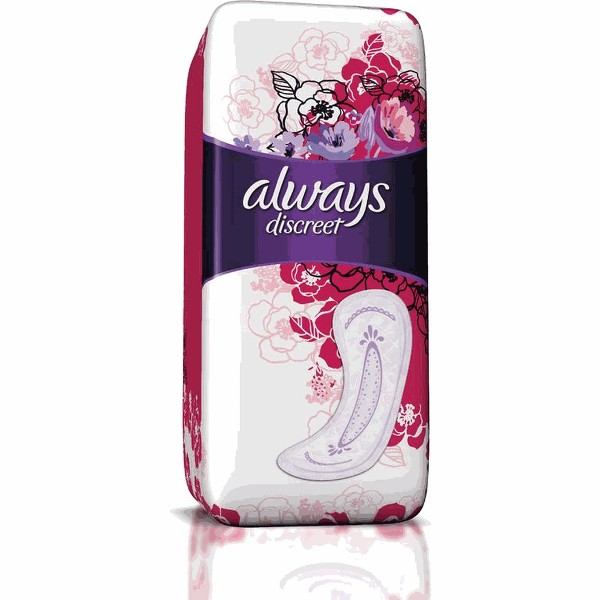 Always Discreet Incontinence Liner product image