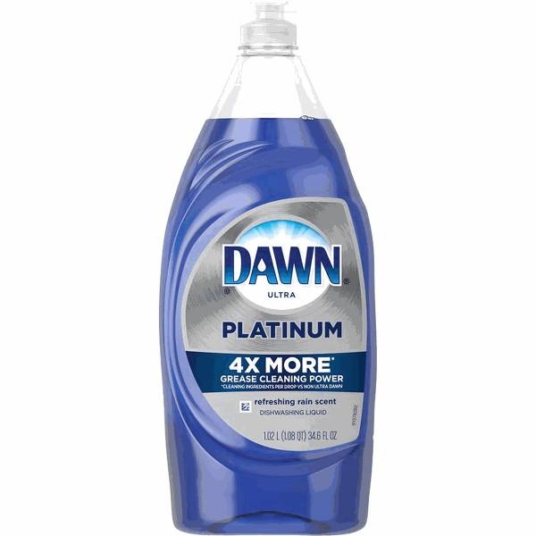 Dawn Ultra Dishwashing Liquid product image