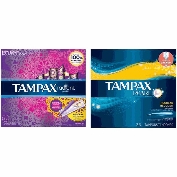 Tampax Tampons product image