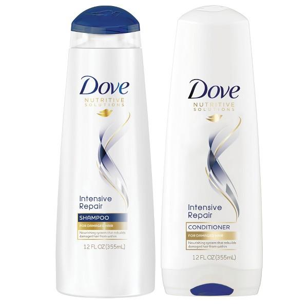 Dove Shampoo & Conditioner product image