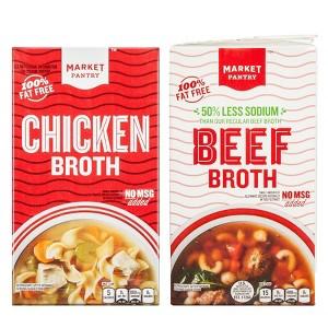 Market Pantry Broth