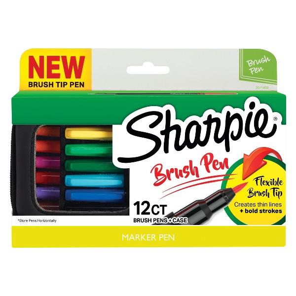 Sharpie Brush Tip Pen product image