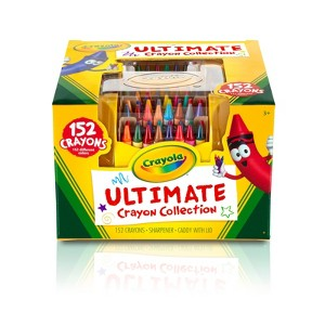 Crayola 152 ct Crayon Case