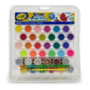 Crayola Washable Paint Set