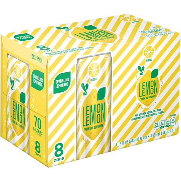 Lemon Lemon & Izze Fusions 8 Packs product image