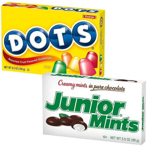 Junior Mints & Dots Theater Boxes product image